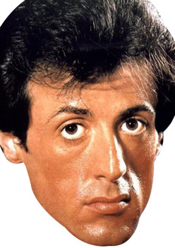Rocky Balboa Best 2018 Celebrity Face Mask