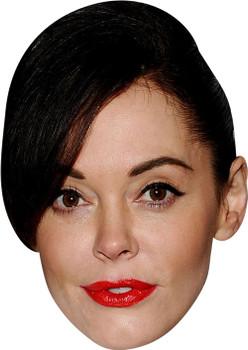 Rose Mcgowan MH (2) 2018 Celebrity Face Mask