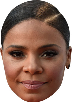 Sanaa Lathan Naacp MH 2018 Celebrity Face Mask