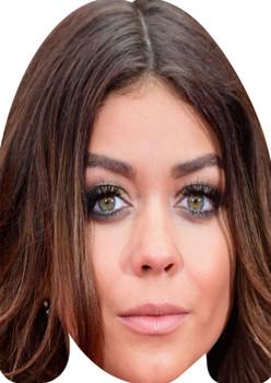 Sarah Hyland MH (2) 2018 Celebrity Face Mask