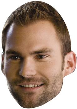 Sean William Scott Stiffler (American Pie) Celebrity Face Mask