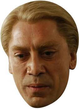 Skyfall Javier Bardem Celebrity Face Mask
