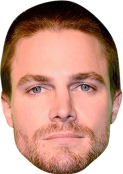 Stephen Amell MH 2018 Celebrity Face Mask