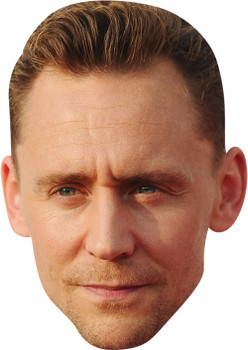 Tom Hiddleston MH 2018 Celebrity Face Mask