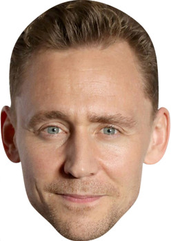 Tom Hiddlestone MH 2018 Celebrity Face Mask