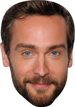 Tom Mison MH 2018 Celebrity Face Mask