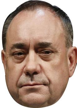 Alex Salmond1 New 2018 Face Mask