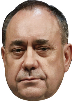 Alex Salmond1 New 2018 Face Mask