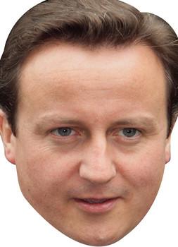 David Cameron (2) New 2018 Face Mask