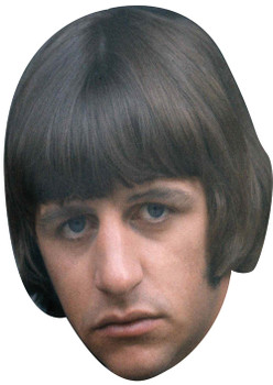 Beatles 4 Music Celebrity Face Mask