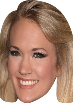 Carrie Underwood MH (2) 2018 Music Celebrity Face Mask