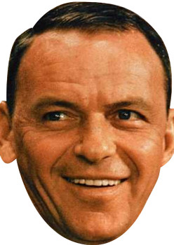Frank Sinatra New Music Celebrity Face Mask