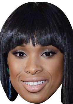 Jenifer Hudson Music Celebrity Face Mask