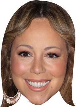 Miriah Carey2 Music Celebrity Face Mask
