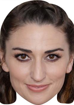 Sara Bareilles MH 2018 Music Celebrity Face Mask