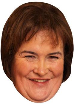 Susan Boyle 2018 2018 Music Celebrity Face Mask