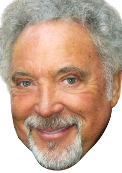 tom-jones 2018 - MUSIC Celebrity Face Mask