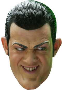 Robbie Rotten 2018 Kids Celebrity Face Mask