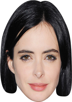 Krysten Ritter 2018 Bollywood Celebrity Face Mask