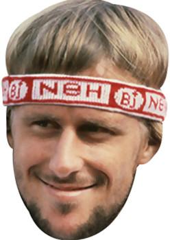 Bjorn Borg Sports Celebrity Face Mask