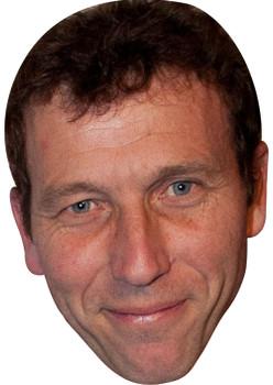 Michael Atherton Sports Celebrity Face Mask