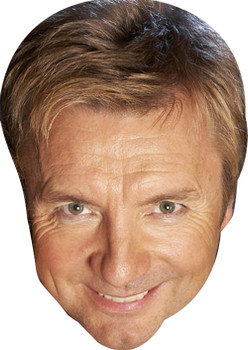 Torvill And Deane 2018 Sports Celebrity Face Mask