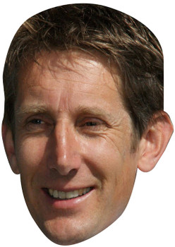 Van Der Sar 2018 Sports Celebrity Face Mask