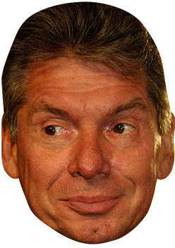 Vince Mcmahon 2018 Sports Celebrity Face Mask