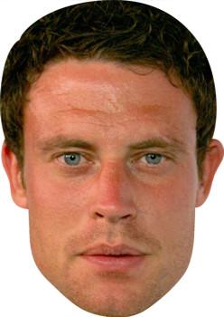 Wayne Bridge MH 2018 Sports Celebrity Face Mask