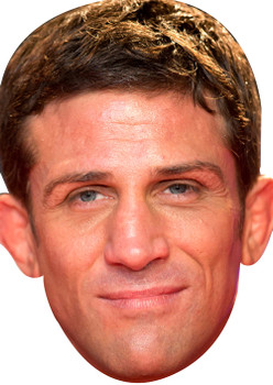 Alex Reid (2) 2018 Tv Celebrity Face Mask