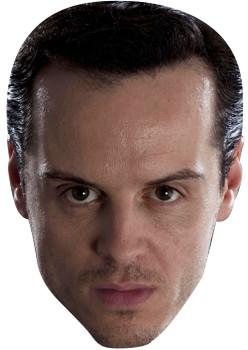 Andrew Scott Tv Celebrity Face Mask