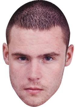 Arron Emmerdale Tv Celebrity Face Mask