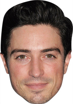 Ben Feldman MH 2018 Tv Celebrity Face Mask