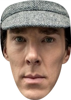 Benedict MH 2018 Tv Celebrity Face Mask