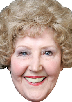 Betty Tv Celebrity Face Mask