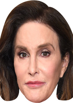 Caitlyn Jenner MH 2018 Tv Celebrity Face Mask