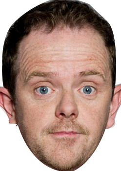Dan Emmerdale Tv Celebrity Face Mask