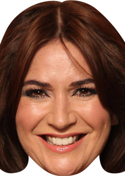 Debbie Rush MH 2018 Tv Celebrity Face Mask