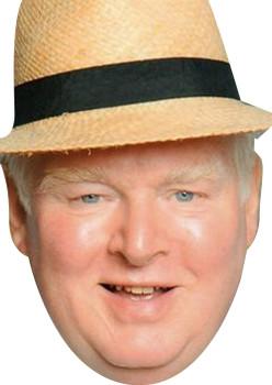 Donald Stewart Swinger Tv Celebrity Face Mask