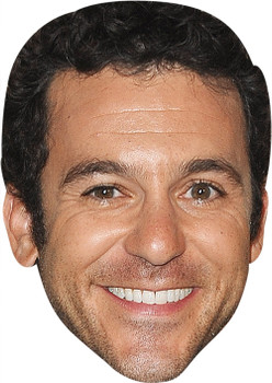 Fred Savage MH 2018 Tv Celebrity Face Mask
