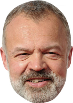 Graham Norton MH 2018 Tv Celebrity Face Mask