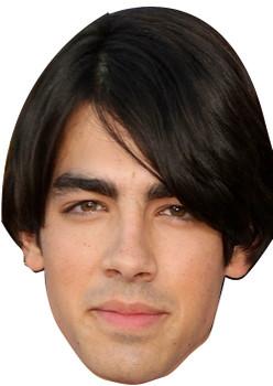 Joe Jonas Kids Mask Tv Celebrity Face Mask