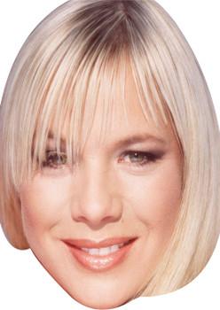 Letitia Dean16 Tv Celebrity Face Mask