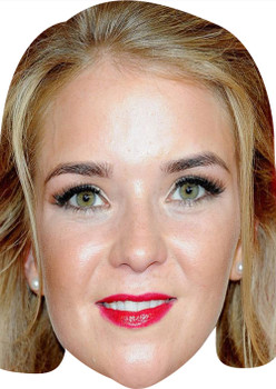 Lorna Fitzgerald MH 2018 Tv Celebrity Face Mask