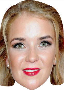 Lorna Fitzgerald MH 2018 Tv Celebrity Face Mask
