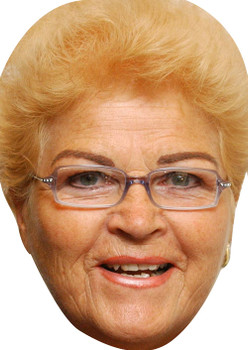Pam St Clements Tv Celebrity Face Mask