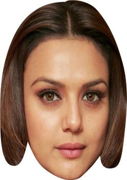 Preity Zinta 2018 Tv Celebrity Face Mask