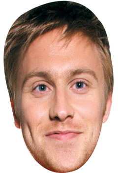 Russell Howard 2018 Tv Celebrity Face Mask