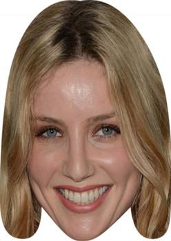 Annabelle Wallis Celebrity Party Face Mask