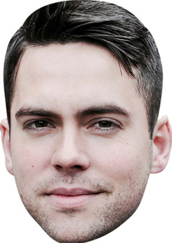 Bruno Langley  Celebrity Party Face Mask